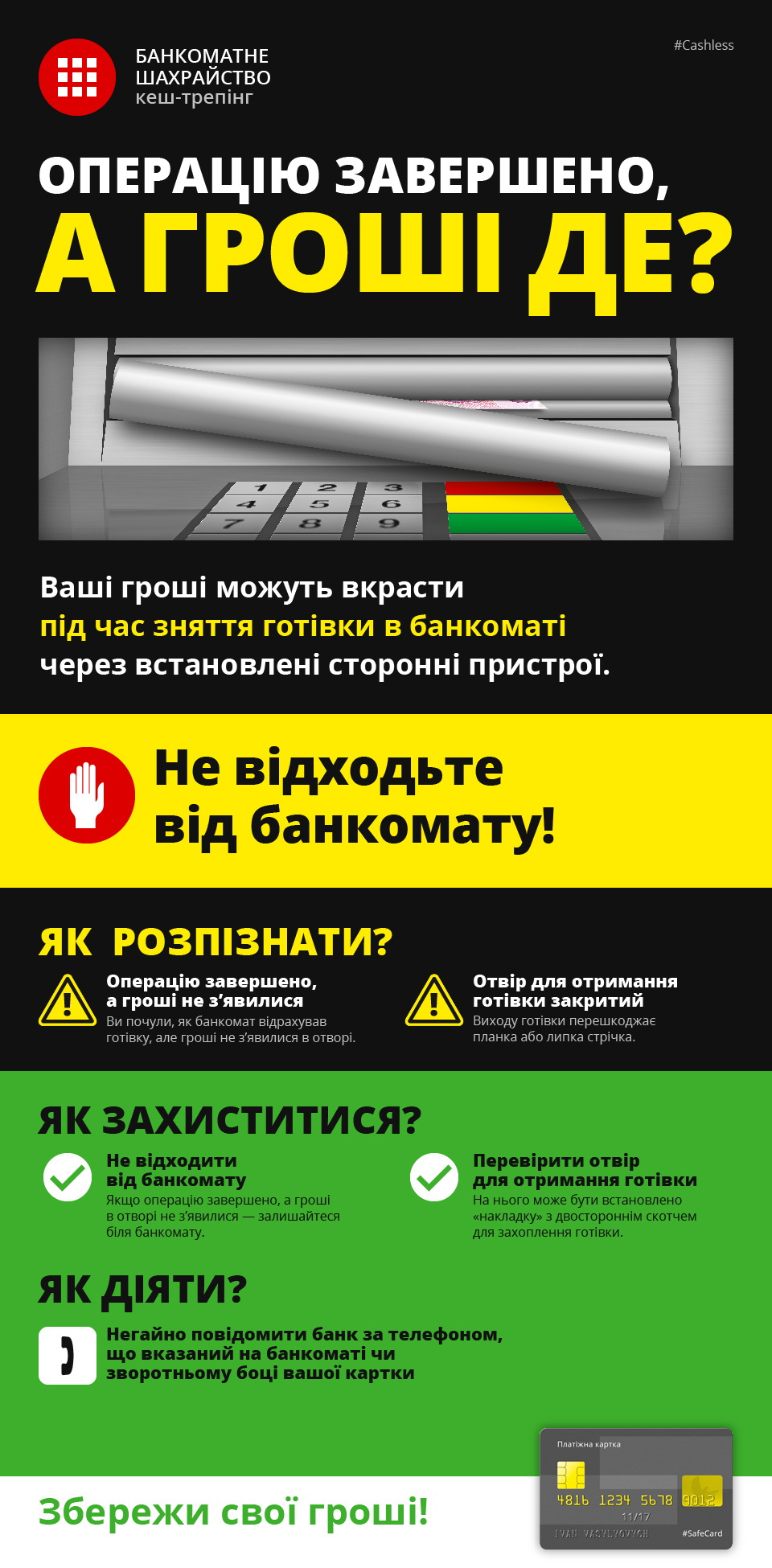 Кеш-триппинг инфографика