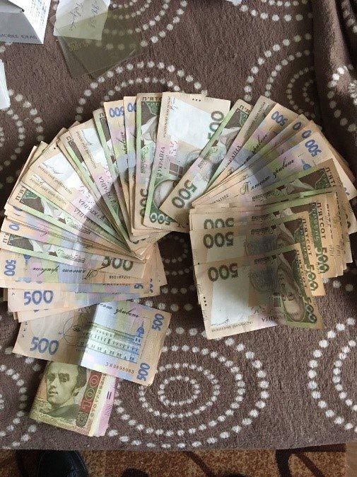 Деньги гривны