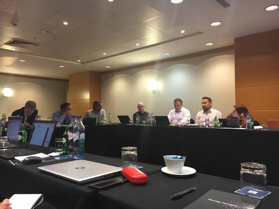 Асоціація ЄМА на 47 засіданні національних представників EAST в Ліссабоні