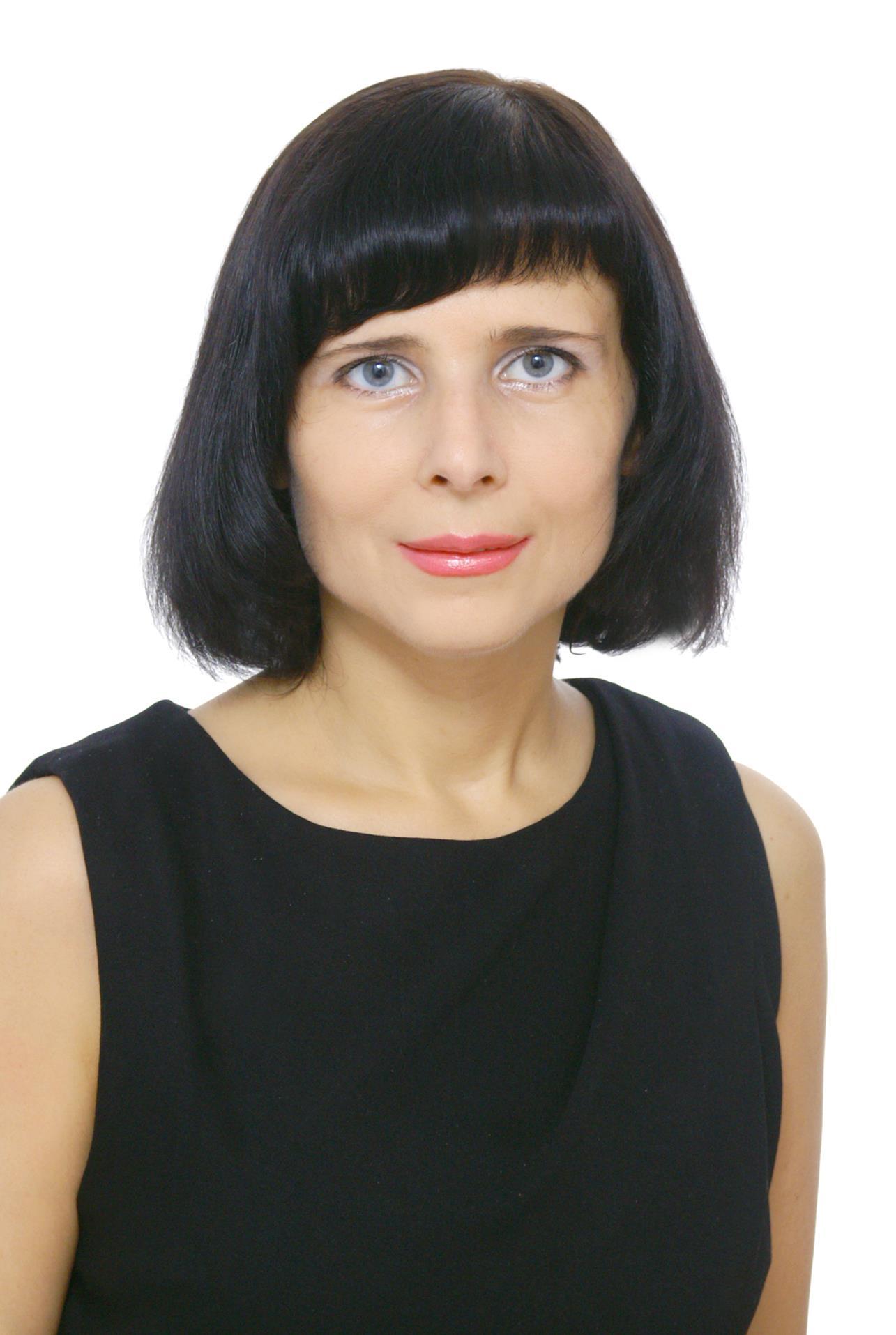 Марія Страшко