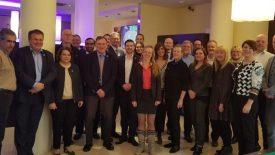 ЄМА представила Україну на 50му засіданні EAST у Відні