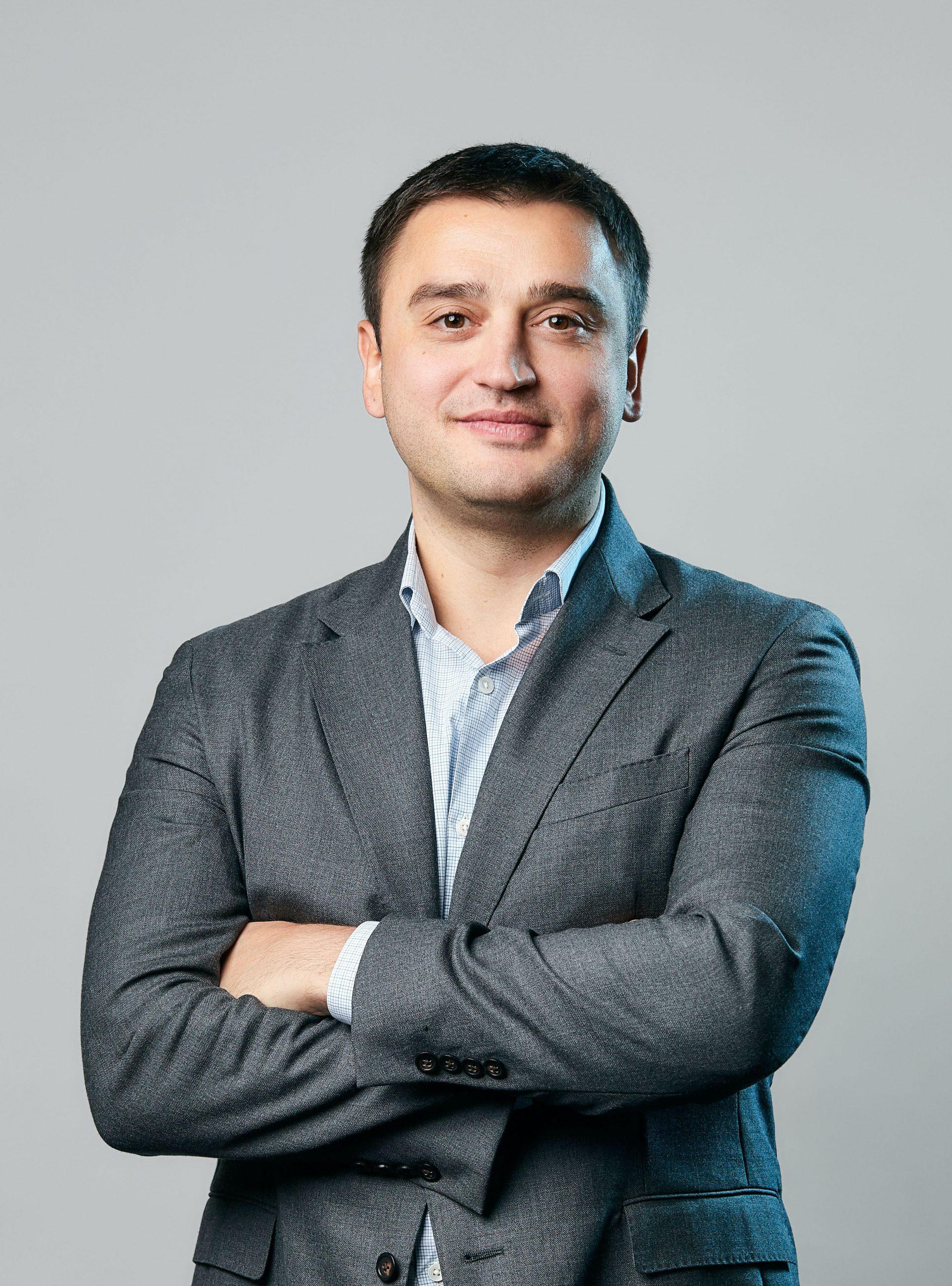 Oleksandr Bornyakov